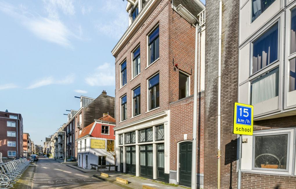 Rustenburgerstraat 4 1